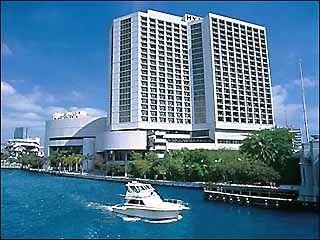 Hyatt Regency Miami Hotelmiami Floridahotels