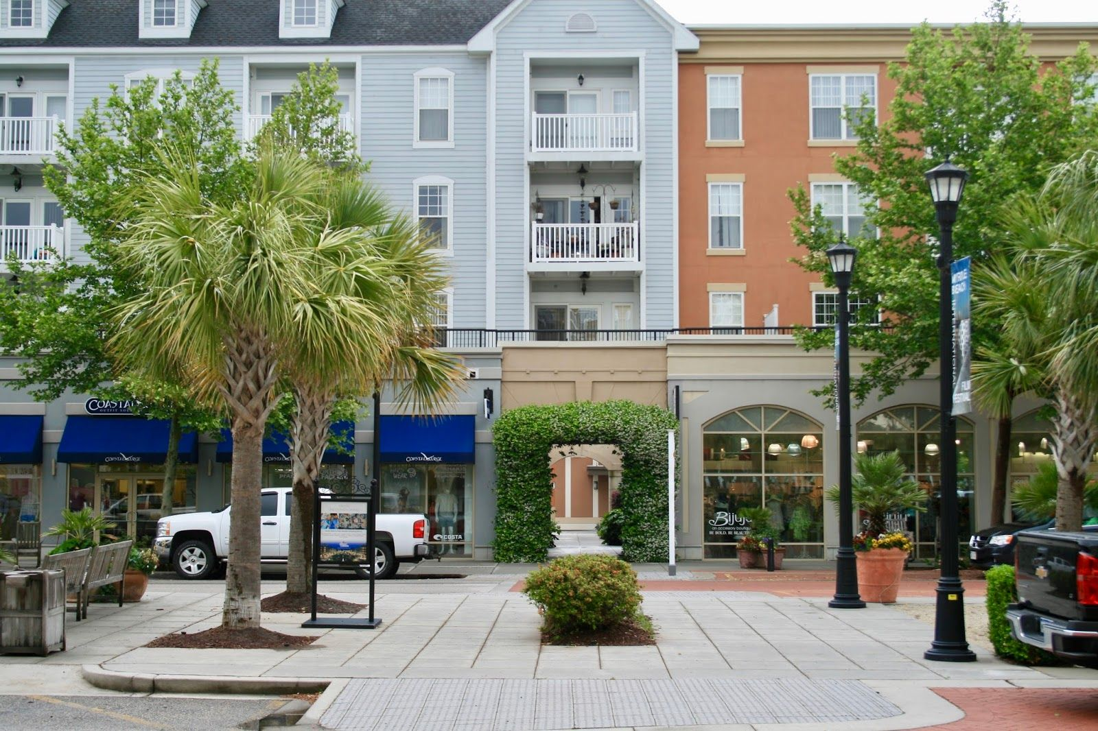 The Market Commons at Myrtle Beach, SC Market commons