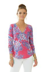 Beach Tunics, Tanks & Tops - Lilly Pulitzer