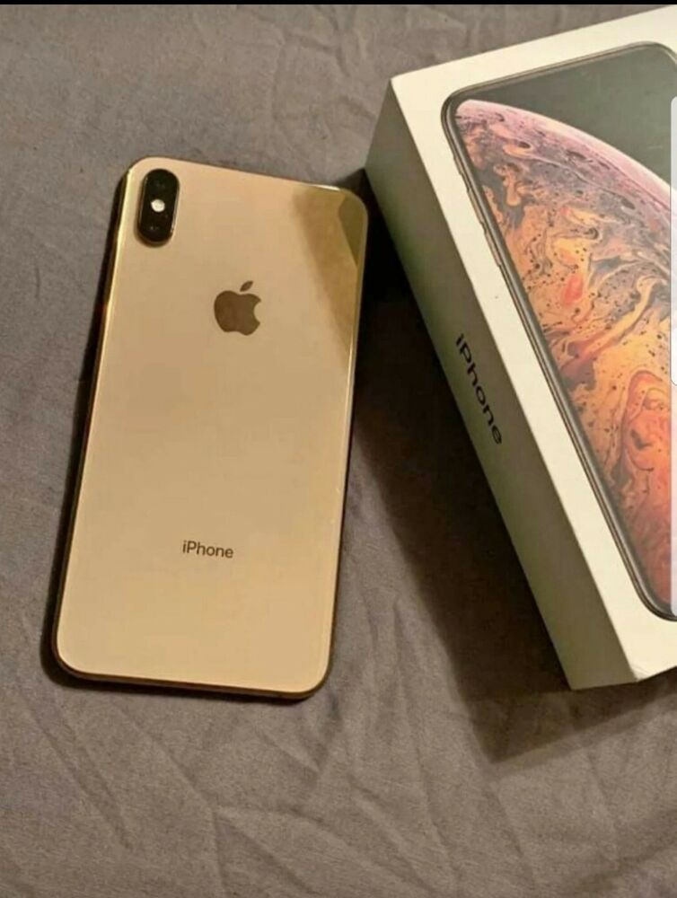 Apple Iphone Xs Max 256gb Space Gray Unlocked A1921 Cdma Gsm Iphone Apple Iphone Iphone Leather Case
