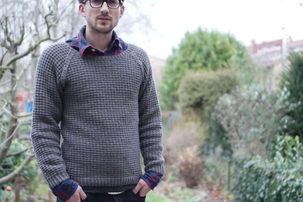 Photo of ▷ Anleitung: Attraktiven Pullover stricken – in einem Stück | sockshype.com