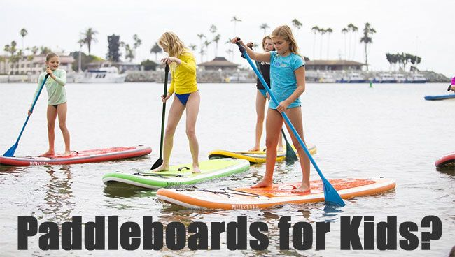 Xterra Paddle Boards >> The Xterra Milkshake Inflatable Kids Paddle Board Has A Conveniently