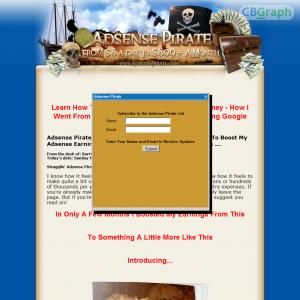 Adsense Pirate - Tips, Tools, & Techniques That I Used To Boost My Adsense Earnings From $8 A Day To Over $800 A Month ... See more! : http://get-now.natantoday.com/lp.php?target=ashkey