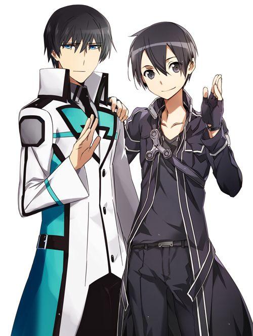 Shiba And Kirito The Ideal Pair Of Perfection The Irregular At