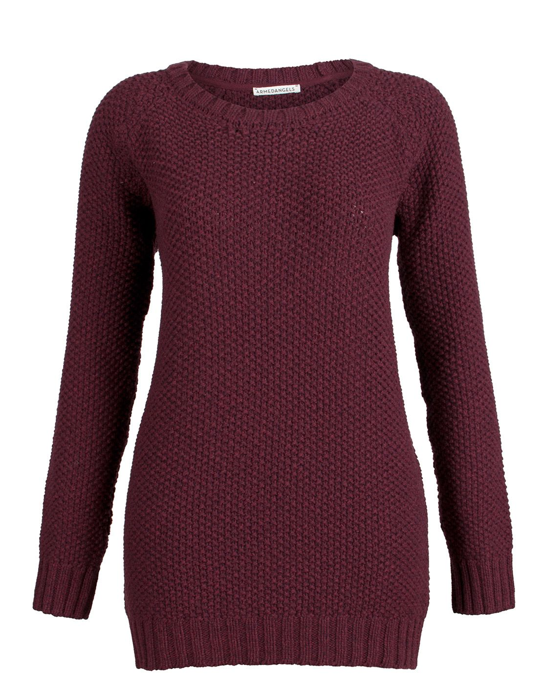 Roobin Avenue Womens Casual Striped Knit V-Neck Long Length Cardigan ...
