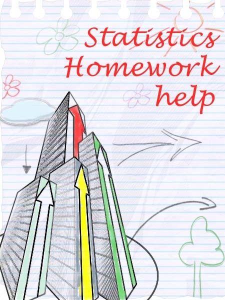 Homework help in statistics
