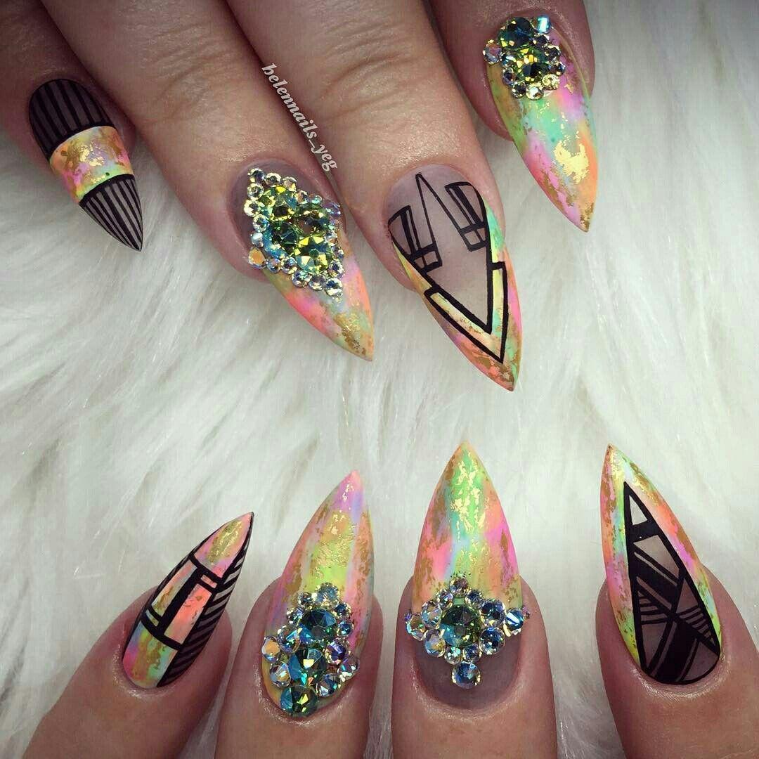 Pin de Nadia en Nails   Pinterest