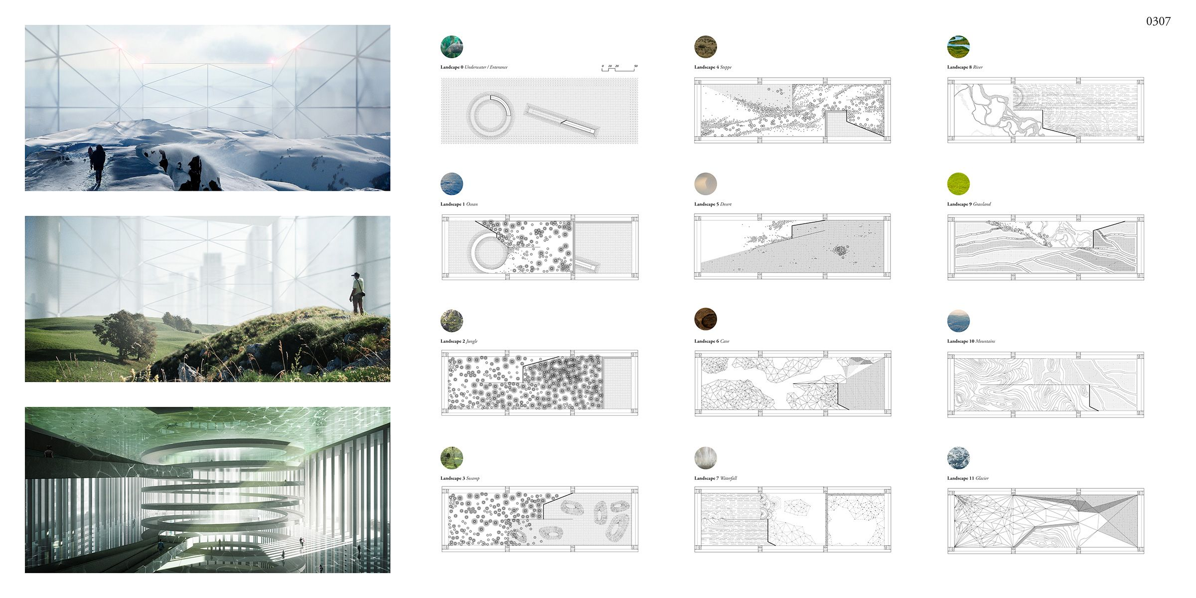 Architectural Drawings Of Skyscrapers competition- evolo | architecture magazine | sønder blvd