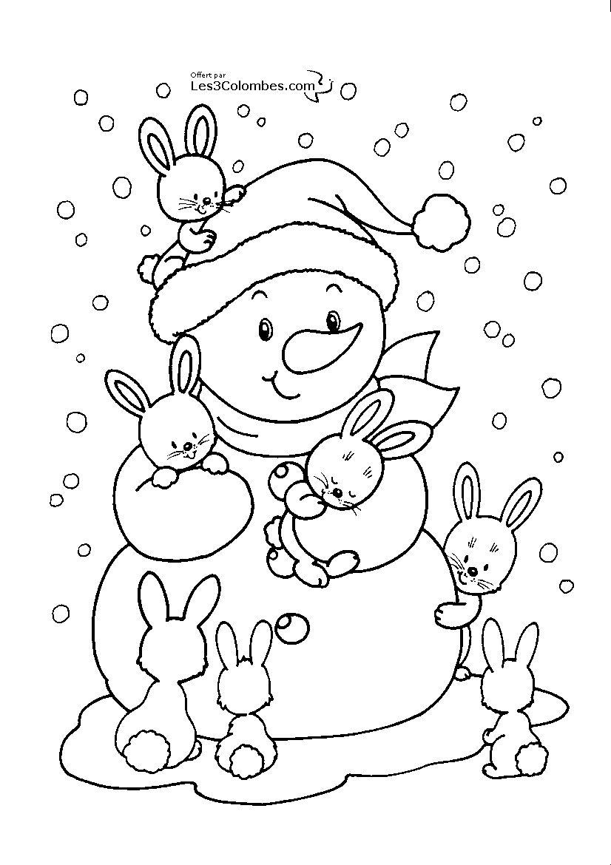 Coloriage En Ligne Gratuit Sapin De Noel.Coloriage De Noel 105 Coloriage Ausmalbilder Weihnachten