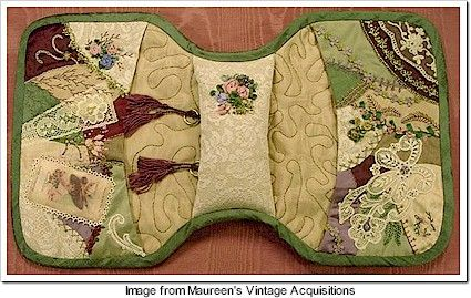 Free Pattern Armchair Sewing Caddy Pincushions Sewing Kits