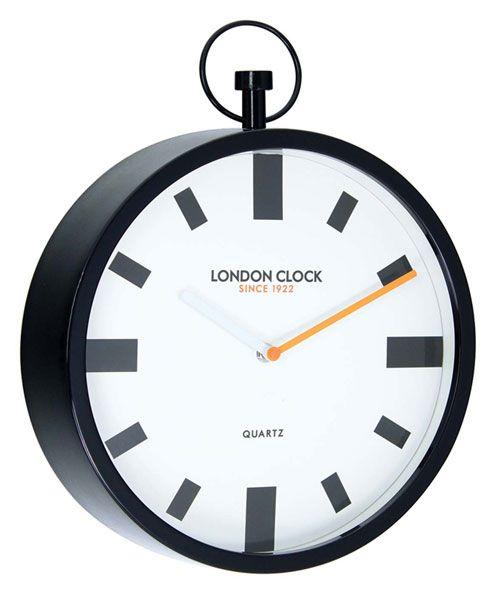 London Clock Wanduhr Bahnhofsuhr bei Uhren4you: Versandkostenfrei und mit 100 Tage Rückgabegarantie bestellen! ★★★Tiefpreisgarantie!★★★