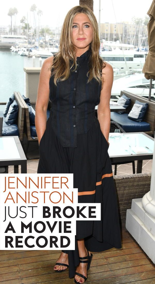 Jennifer Aniston Just Broke a *Major* Record Jennifer