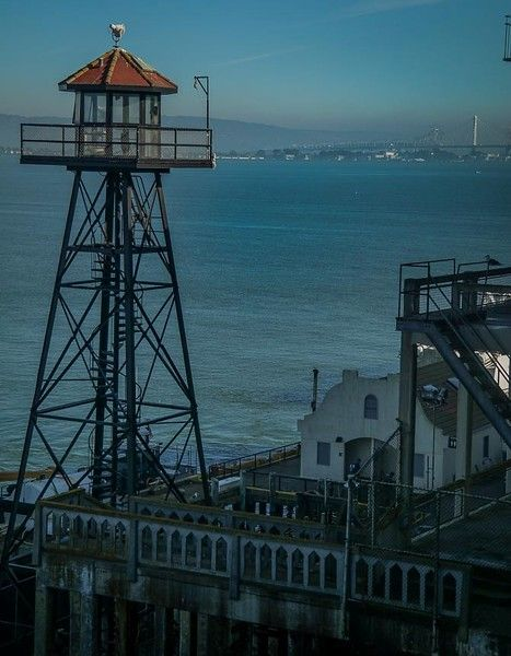Exploring The Mysteries Of Alcatraz Prison National Parks
