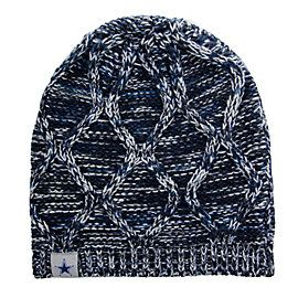 Dallas Cowboys Jessup Womens Knit Hat