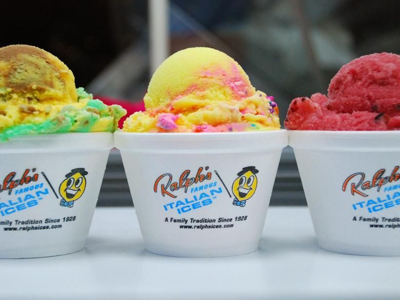 Image result for Ralph's Famous Italian Ices port washington