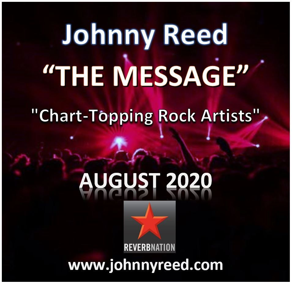 August 2020 Chart Topping Rock Artists In Los Angeles Johnny Reed In 2020 Rock Artists Music Channel Songs
