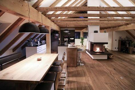 Dachbodenausbau H