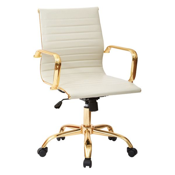 Eames Office Chair Leather
