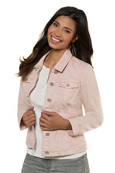 Pin auf Jeansjacken Frauen Trends