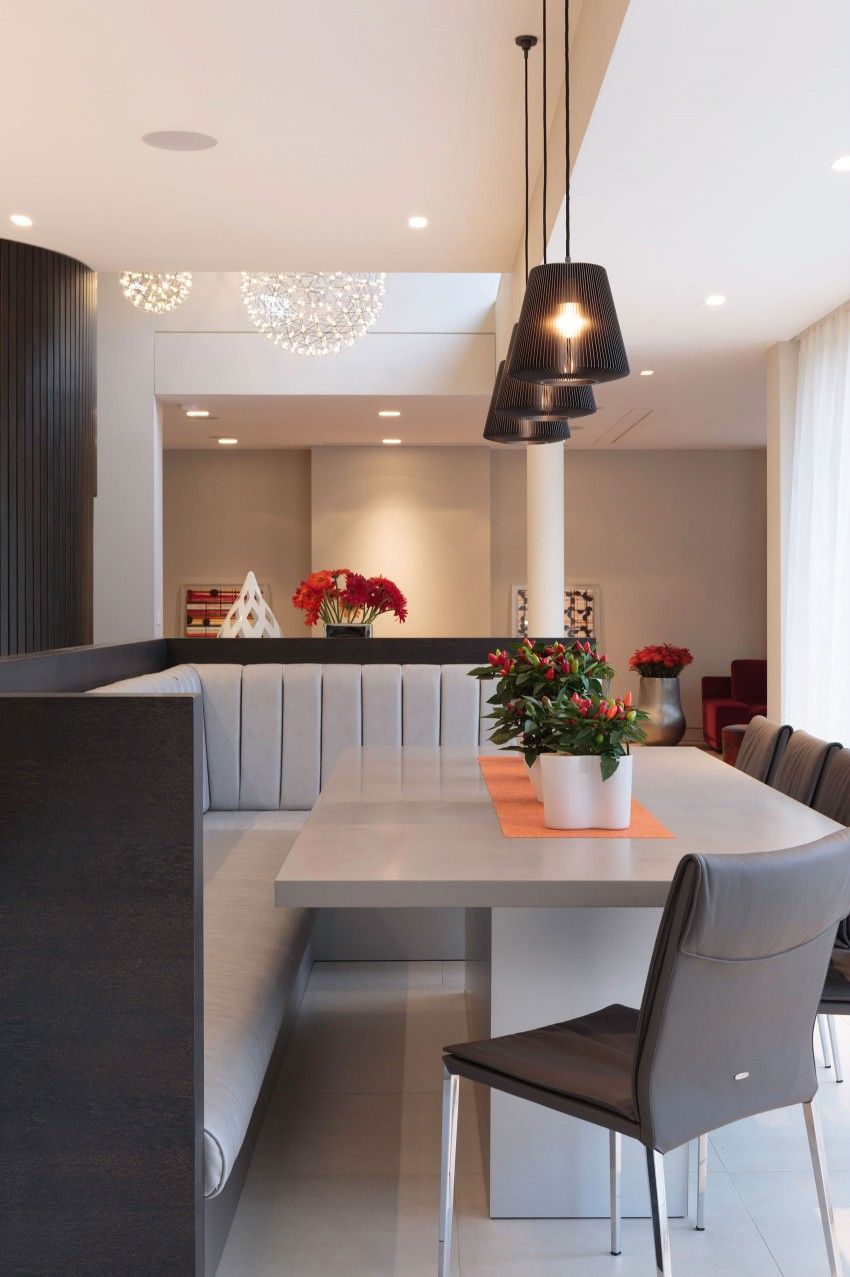 Totteridge home by staffan tollgard design group 14