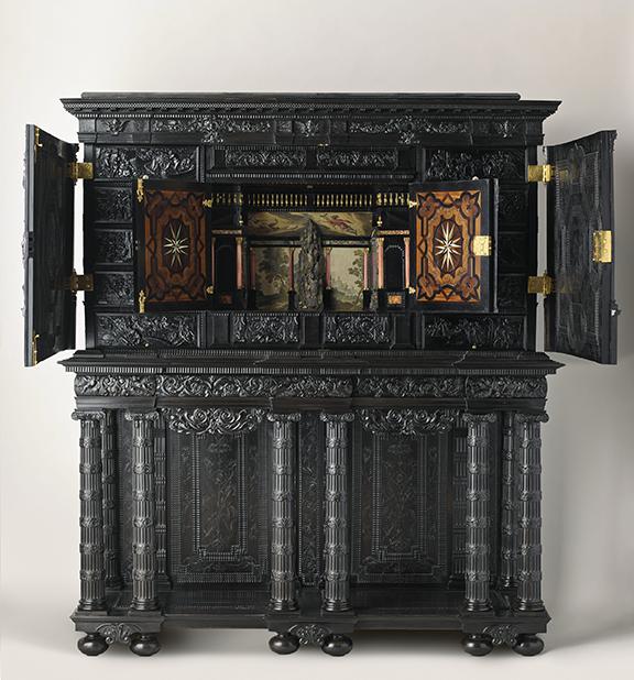 Cabinet de l 39 odyss e milieu du 17e fontainebleau - Cabinet du ministre de l interieur ...