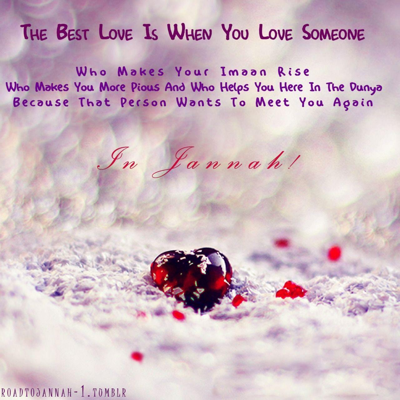 Islam Love Quotes Life Hacks Pinterest Islam Love In Islam