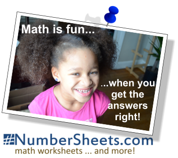 Confident students are happy students...and happy students are successful students!    Help your math student build confidence!
