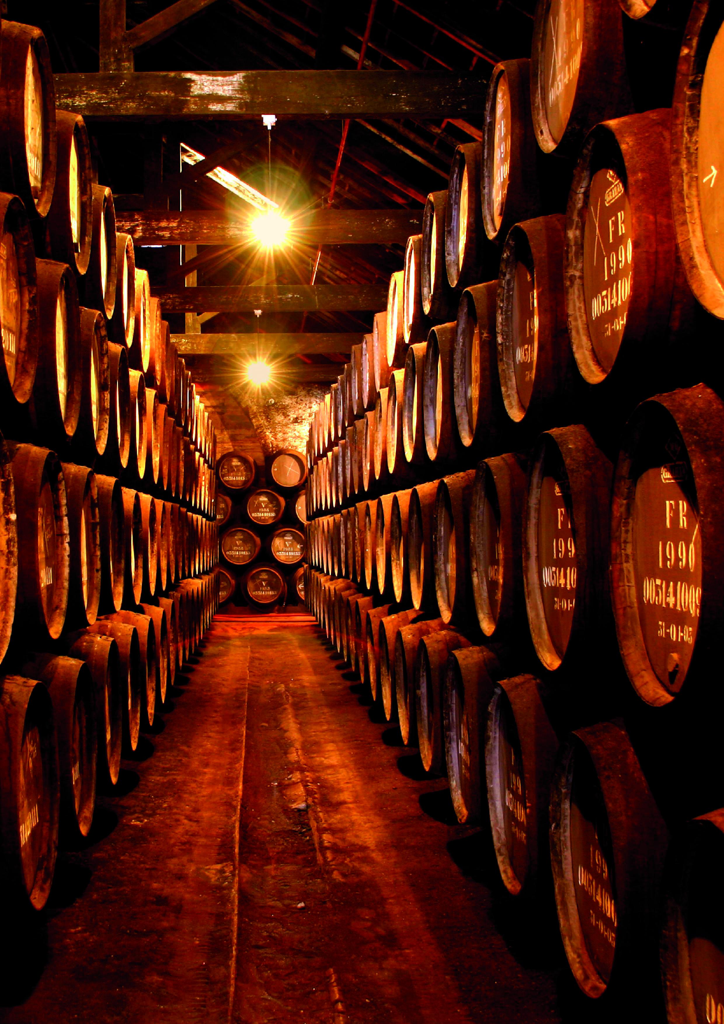 Porto Cruz Wine Cellar Port Wine Porto Portugal Wine Cellar