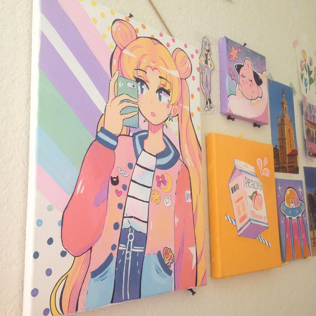 Recently Ive Been Getting Hurtful Comments About How My Art Doesnt Deserve Cute Art Art Inspiration Anime Art