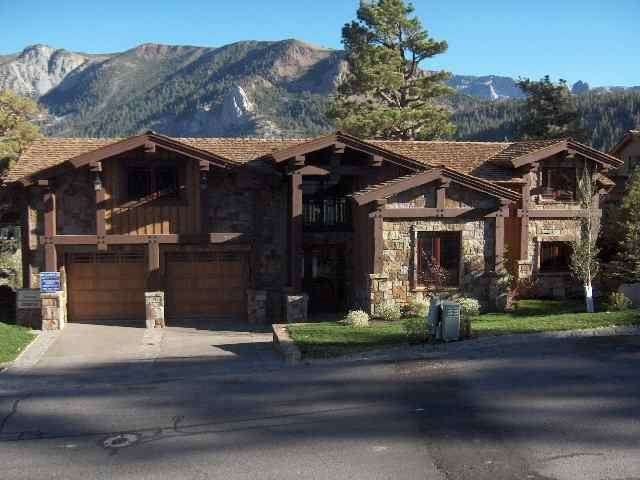 Nightly Rentals Of Homes In Mammoth With Images Nightly Rental Lake Real Estate Mammoth Lakes