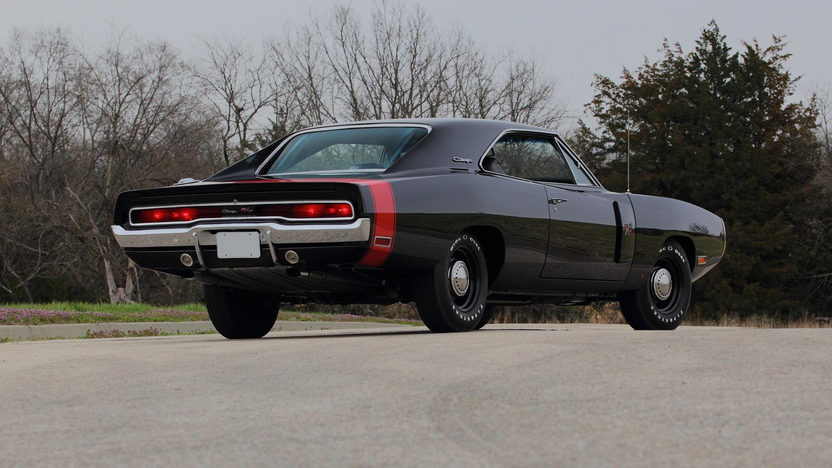 1970 Dodge Charger R T Presented As Lot S106 At Indianapolis In