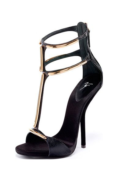 slick much Giuseppe Too Zanotti T strap class too Sandal And ZWWAxn0B