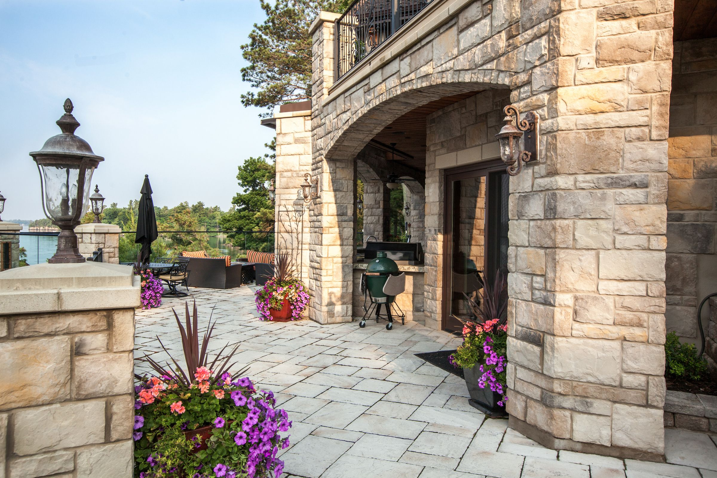 chantilly i and chantilly ii chalet architecture by techo bloc