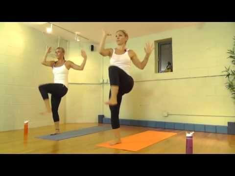 45 Min Full Workout Video - Fusion:Pilates, Cardio, Yoga, Kicknoxing