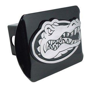 NCAA Florida Gators Chrome Trailer Hitch Cover Elektroplate
