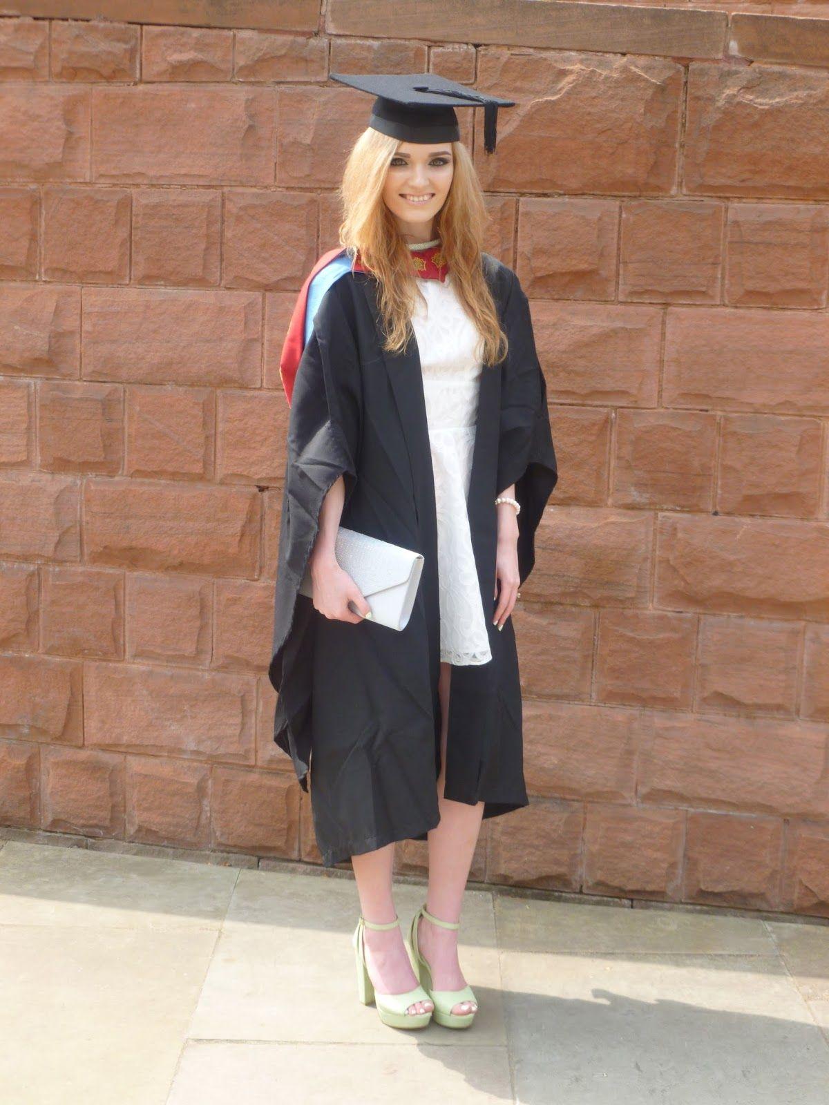Girls High School Graduation Outfit