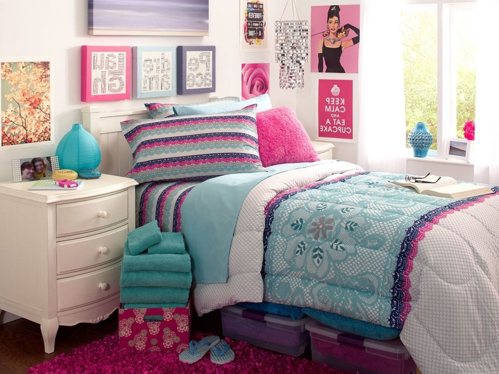 50 Teenage Girl Room Decor Guest
