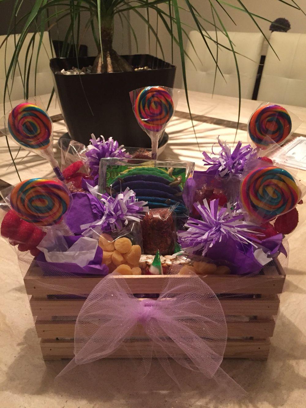 Centro de mesa con dulces t picos mexicanos para fiestas for Arreglos de mesa con dulces