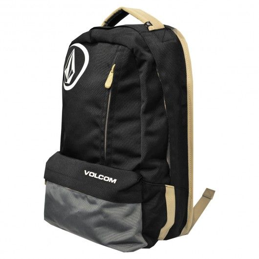 Black · Volcom backpack Basis Ply sac à dos ...