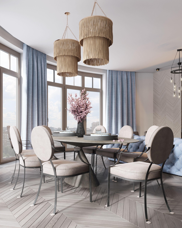 Phong Cách Thiết Kế Scandinavian Với Gam Màu Pastel ấm áp V Home