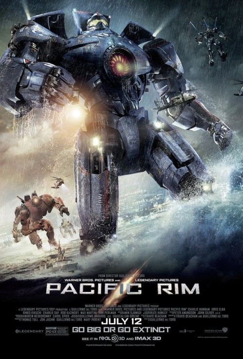 Pacific Rim (2013) (1080p Bluray x265 HEVC 10bit AAC 7 1 Tigole) UTR