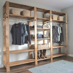 Fixer Upper Style: 101 Free DIY Furniture Plans