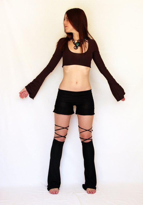 ff6e88f87a65e flare leg warmers. Leg flares. cyberpunk. Hoop clothing. Pixie leg warmers