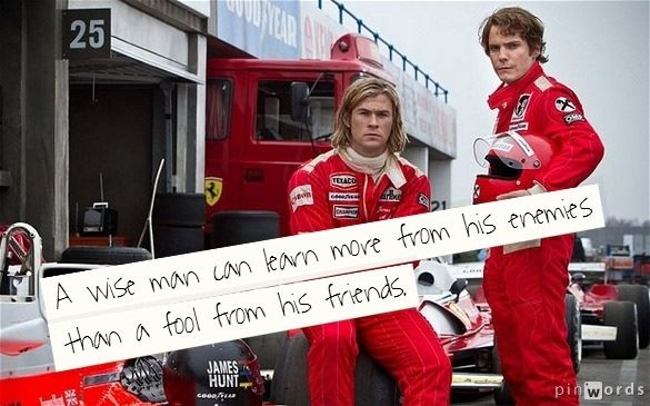 rush 2013 movie quotes pinterest