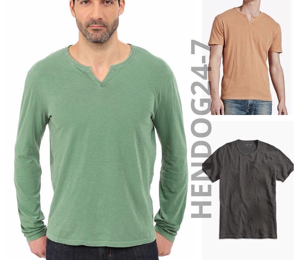 21c5df819 LUCKY BRAND MEN'S (3) PACK VINTAGE INSPIRED SHIRTS $90 VALUE SIZE MEDIUM  #LuckyBrand #Shirt