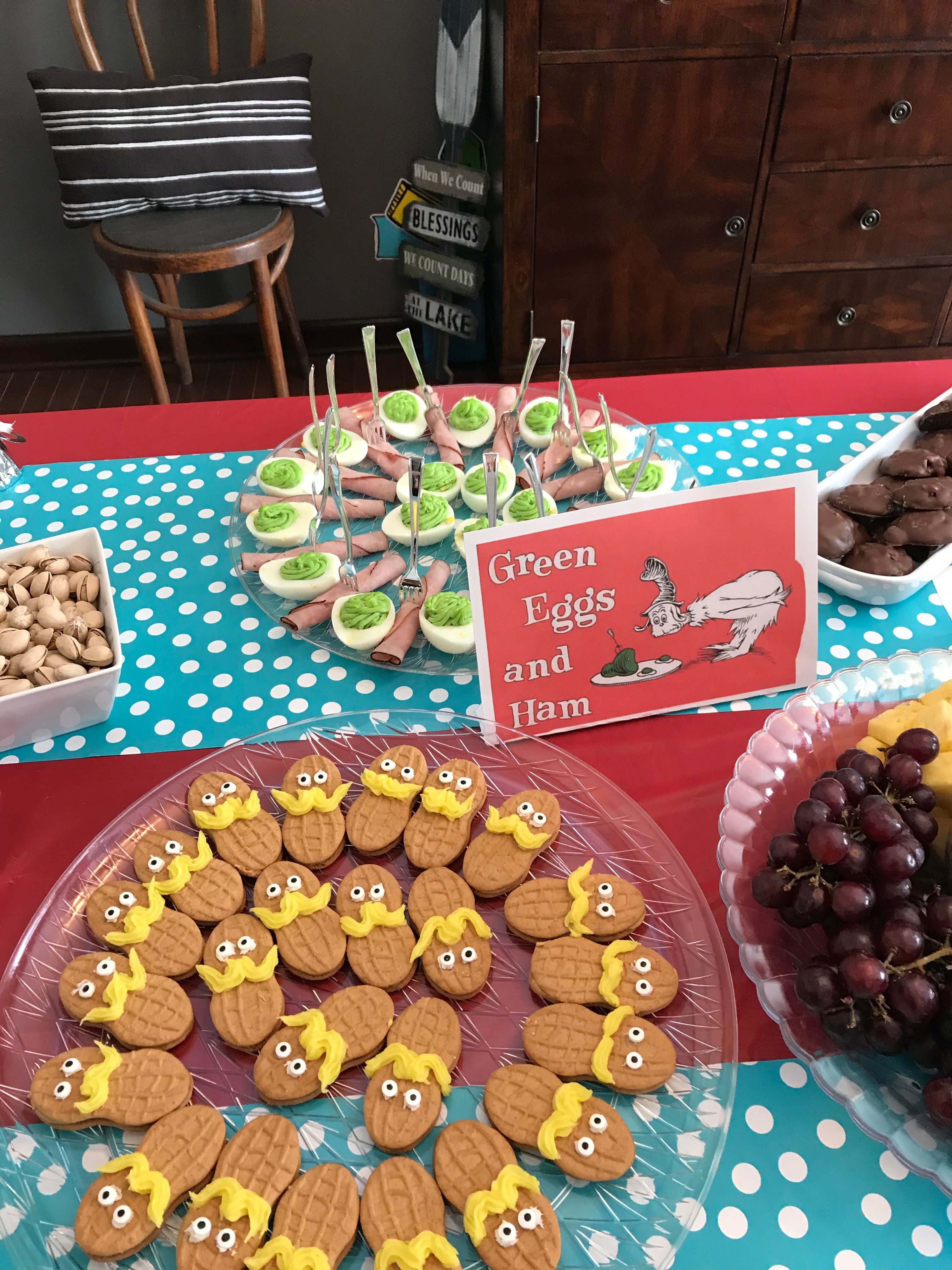Dr seuss baby shower by gigi livingston on party ideas