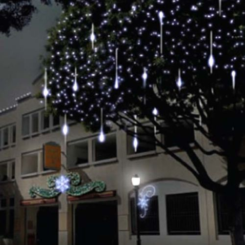 decorative mini led snowfall christmas lights