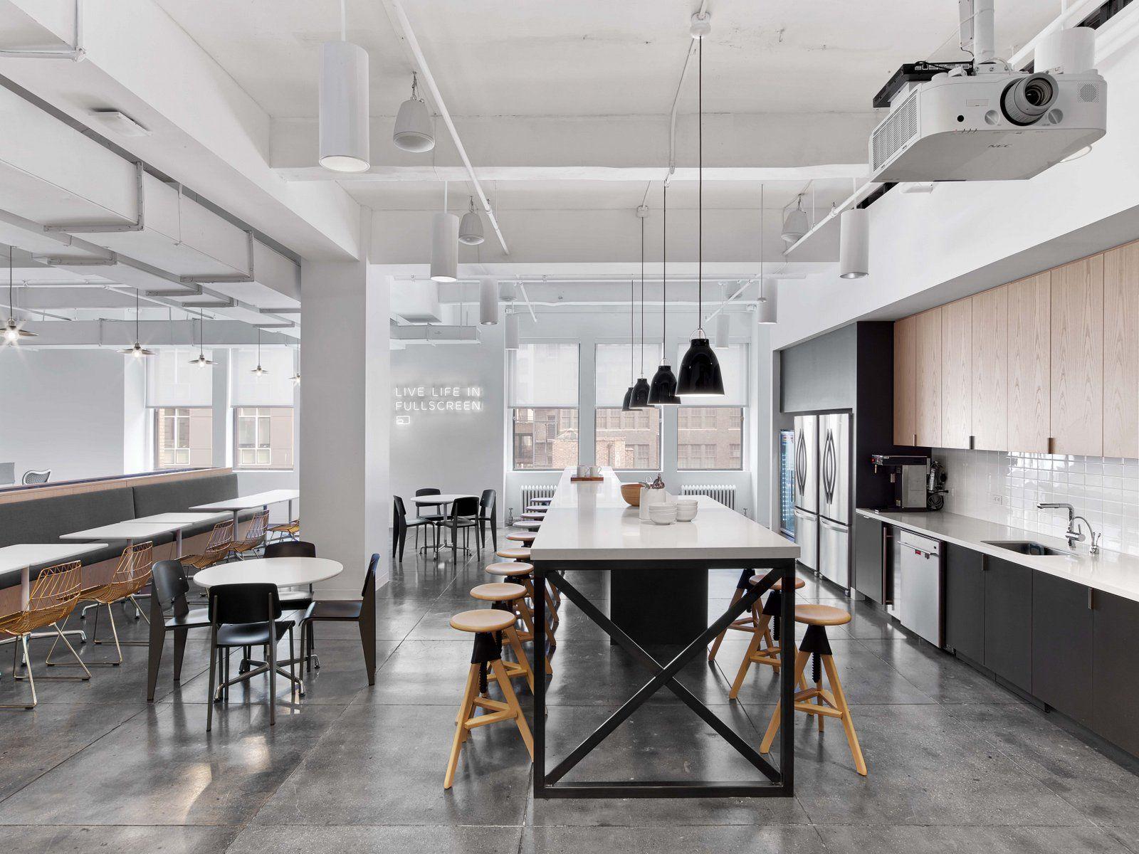 Office Tour Fullscreen Offices  New York City  Break