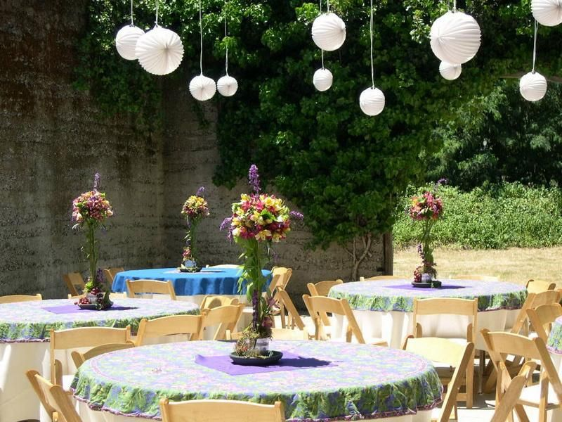 Graduation Party Decorating Ideas outdoor graduation party ideas | 21 photos of the outdoor party
