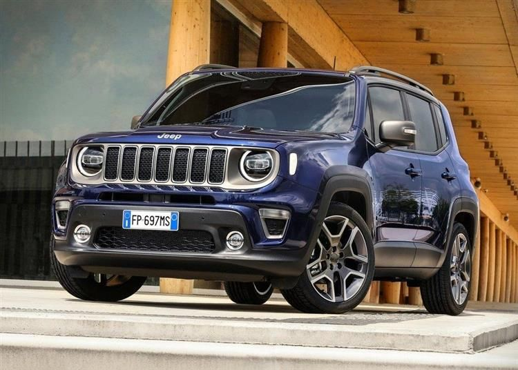 Jeep Renegade L Hybride Rechargeable Commercialise En 2020